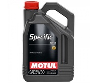 MOTUL Specific MB 229.52 5W-30 - 5 л.