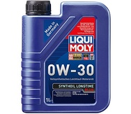 LIQUI MOLY Synthoil Longtime Plus 0W-30 — Синтетическое моторное масло 1 л.